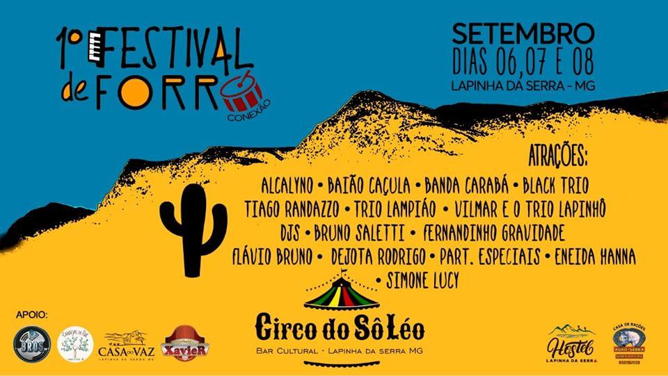 Festival de Forró Lapinha da Serra