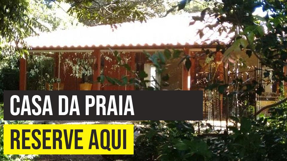 Casa da Praia Lapinha